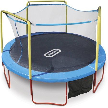 Little Tikes Huge Bounce 14 Trampoline  Box 1 Of 2