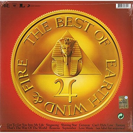 Earth Wind & Fire - Best Of Earth Wind & Fire 1 - Vinyl