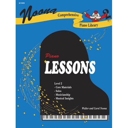 Noona Comp Piano Lessons Level (Noona Basic Piano Book)