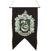 Harry Potter Slytherin House Decorative Wall Banner