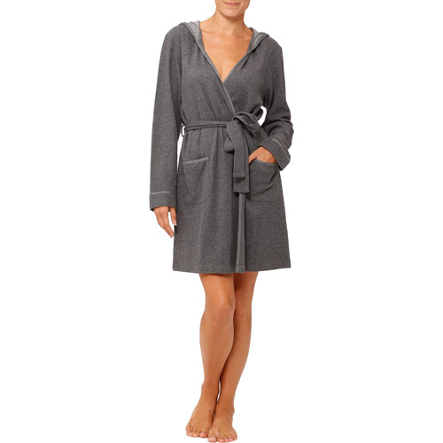 Dream Cafe Maternity Hooded Robe