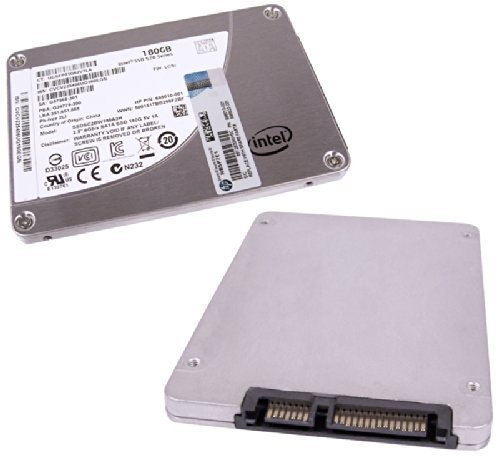 HP 180GB 6Gbs SSD Sata 60 25 HDD Bulk 696622-001
