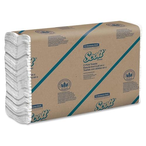 Kimberly-Clark C-Fold Hand Towel 03623