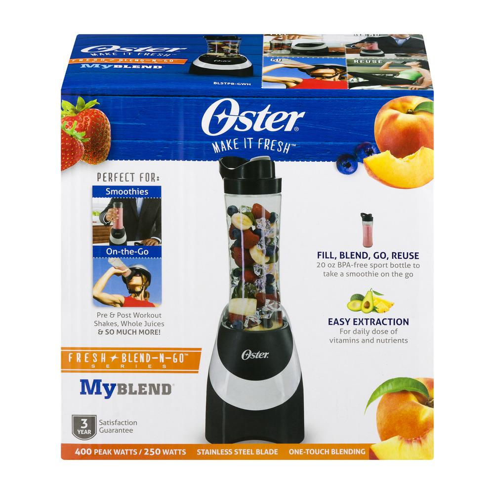 Oster MyBlend Personal Blender, Grey, BLSTPB-GWH-000