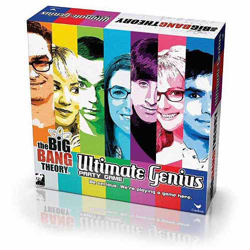 "The Big Bang Theory Ultimate ""Genius"" Party Game"