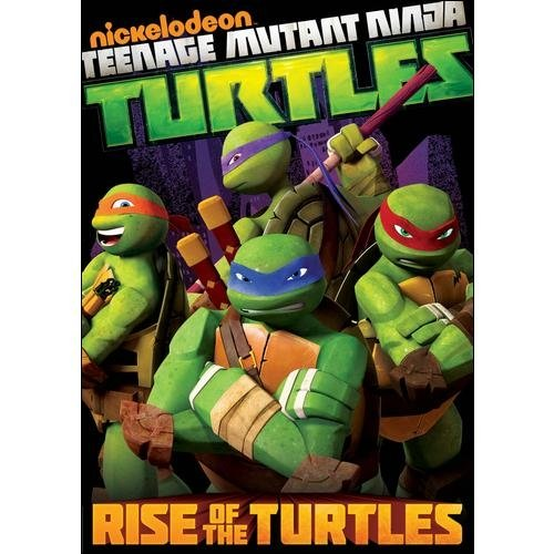 Teenage Mutant Ninja Turtles: Rise Of The Turtles (Full Frame)