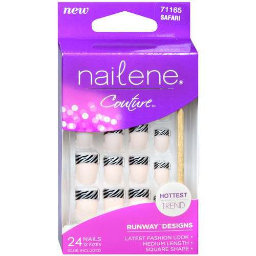 Nailene Conture Runway Designs, 24ct