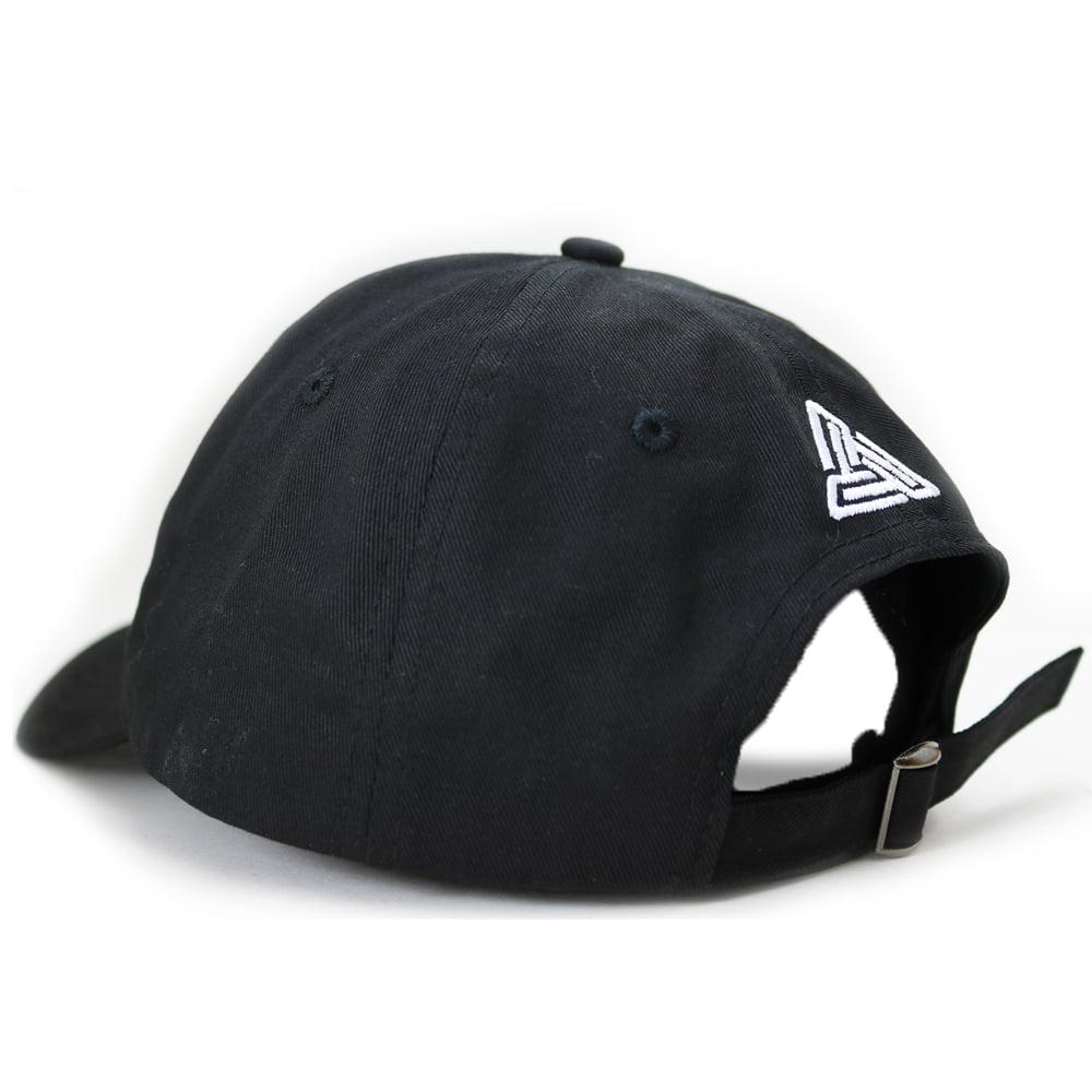 Black Pyramid Logo Dad Hat Black - Walmart.com 84f23c95162
