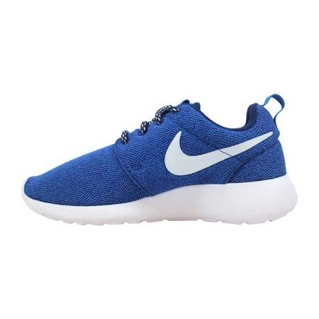 Nike Roshe One Coastal Blue/White-Blue Spark 844994-400 Women's Size 5 - image 3 of 4