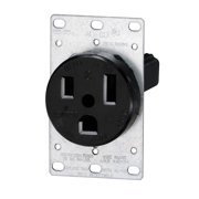 RECEPTACLE FLUSH 50A