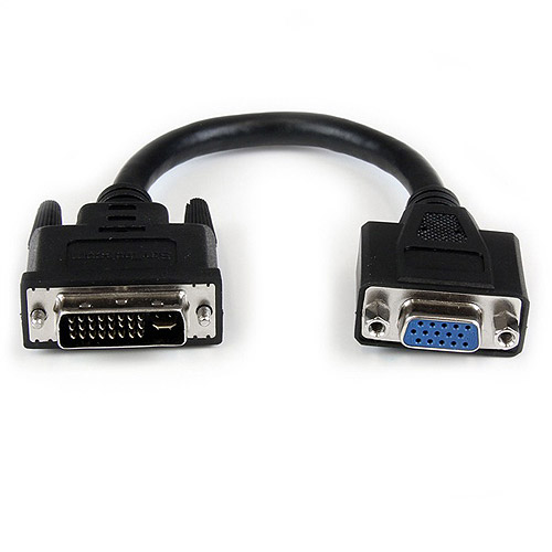 """StarTech 8"""" DVI to VGA Cable Adapter"""