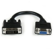 "StarTech 8"" DVI to VGA Cable Adapter"