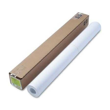 36 Inch Translucent Bond Paper - HP, HEWC1861A, Bright White Inkjet Bond Paper, 1 Roll, White
