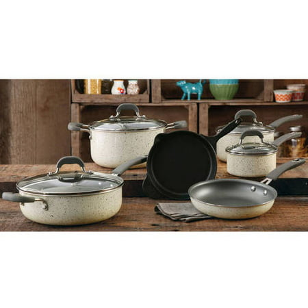 The Pioneer Woman 1-Quart Mini Dutch Ovens, Set of 2 Now $13.99 (Was $25)