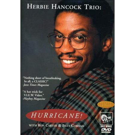 Herbie Hancock Trio: Hurricane! With Ron Carter & Billy Cobham (DVD)