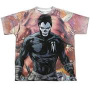 Shadowman Beast Big Boys Sublimation Shirt