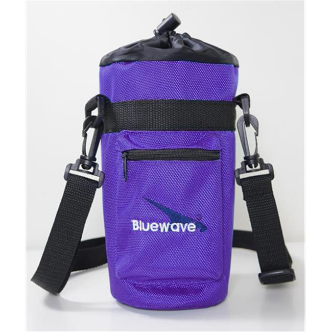 Bluewave Lifestyle PKSS200-Purple Water Bottle Insulated Carrying Holder Case, Purple - 1.5 L