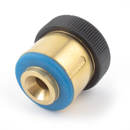 Unique Bargains Black Cap 261 Guide Wheel Assembly Brass Sleeve  for Wire Cut EDM Parts