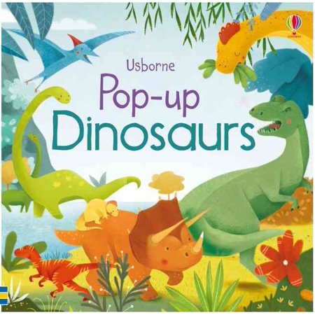 Alfred Publishing Pop (Pop-Up Dinosaurs (Pop Ups) (Board book))