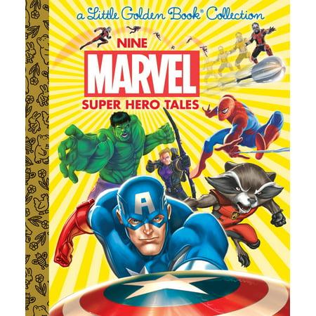 Nine Marvel Super Hero Tales (Marvel)