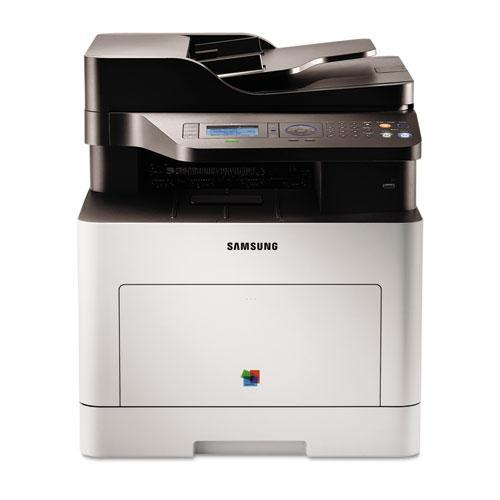 Samsung CLX6260FD CLX-6260FD Multifunction Laser Printer, Copy/Fax/Print/Scan