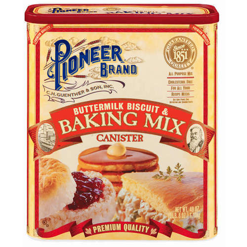 Pioneer Brand: Buttermilk Biscuit & Baking Mix, 40 Oz