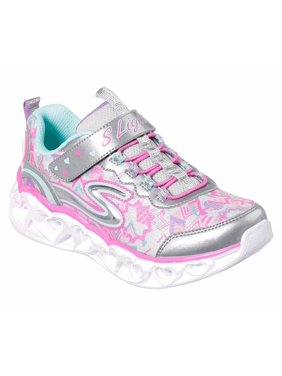 a7d45547c5937b Product Image Skechers Kids Girls  Heart Lights Sneaker