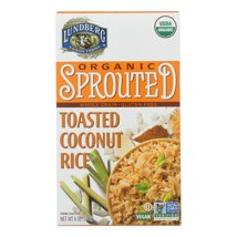 Rice: Lundberg Sprouted Rice & Seasoning Mix