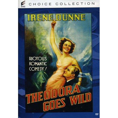 Theodora Goes Wild (DVD) (Best Time To Go To Wild Waves)