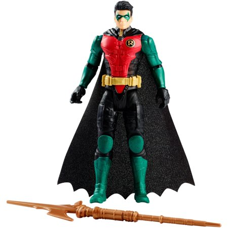 DC Comics Batman Missions 6-Inch Robin Action Figure](Dc Robin)