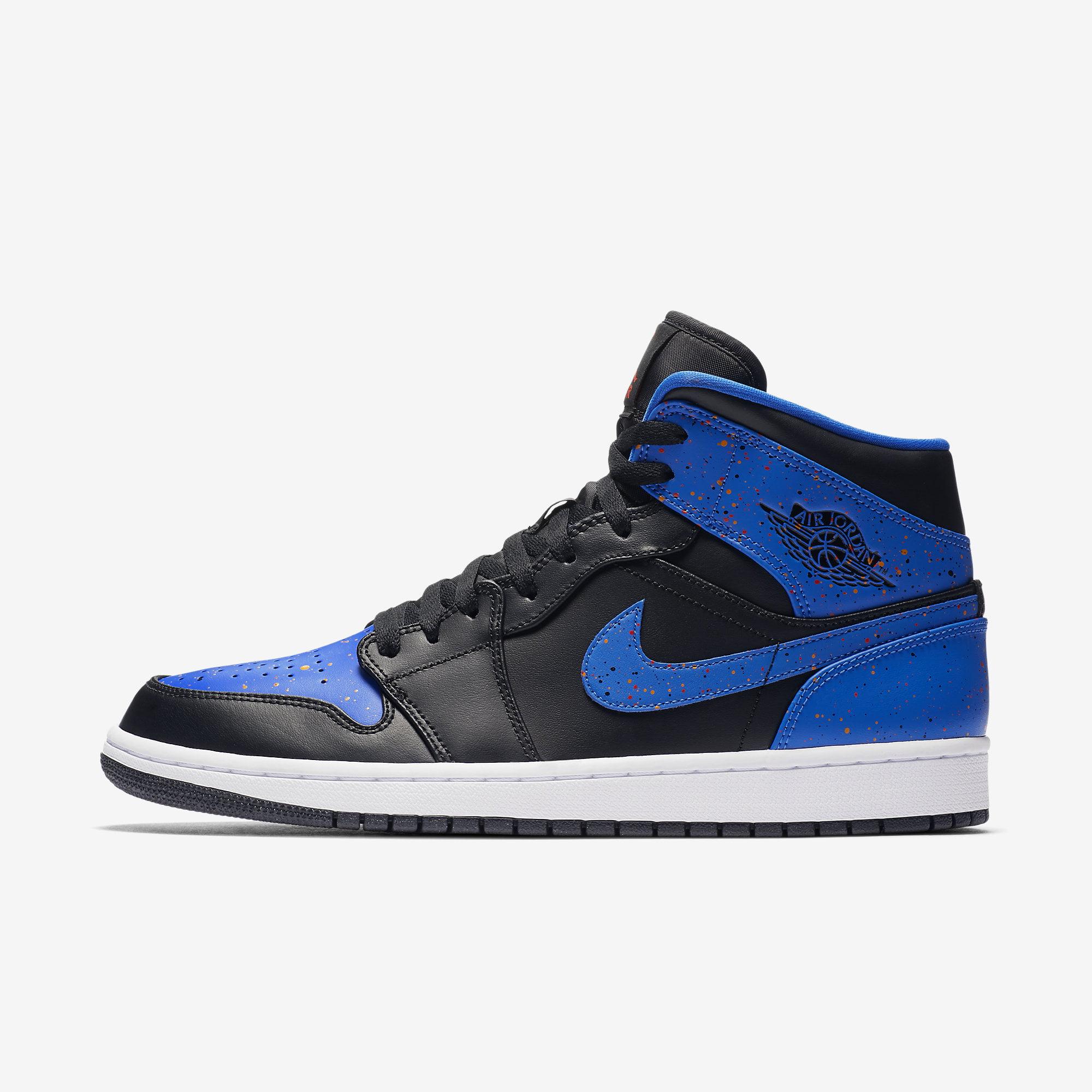 AIR JORDAN 1 MID Mens Sneakers 554724-048