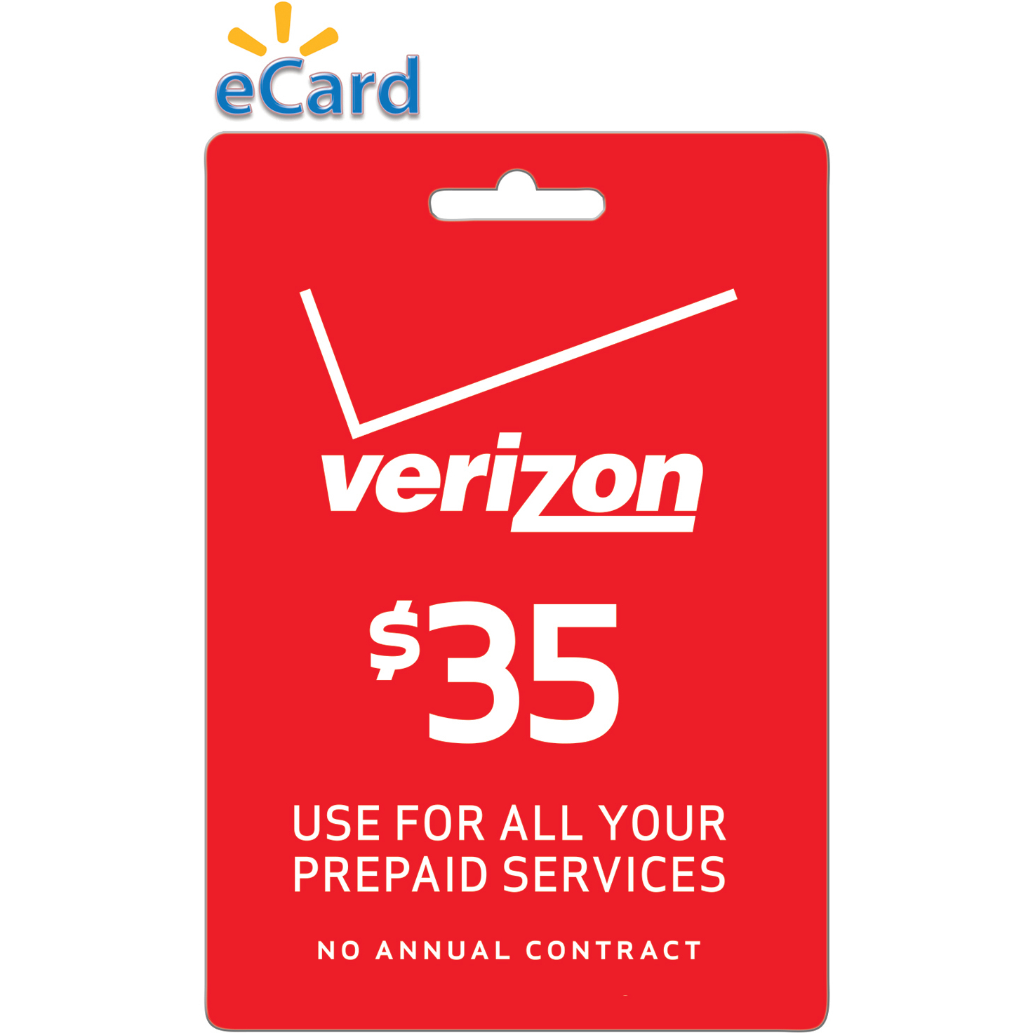 (Email Delivery) Verizon $35 Refill Card
