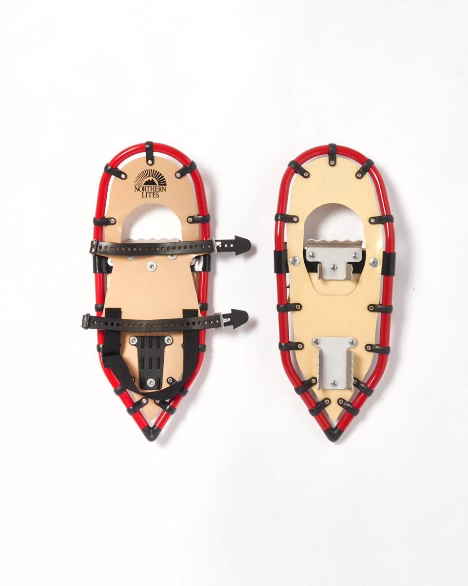 Northern Lites Snowshoes Youth Rocket Red, 1 pair by Supplier Generic