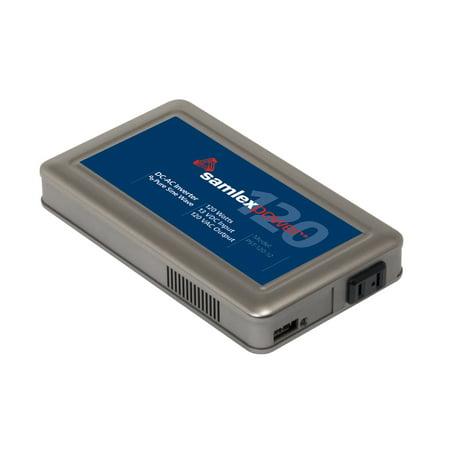 Samlex PST-120-12 12 Volt 120 Watt Pure Sine Wave Inverter