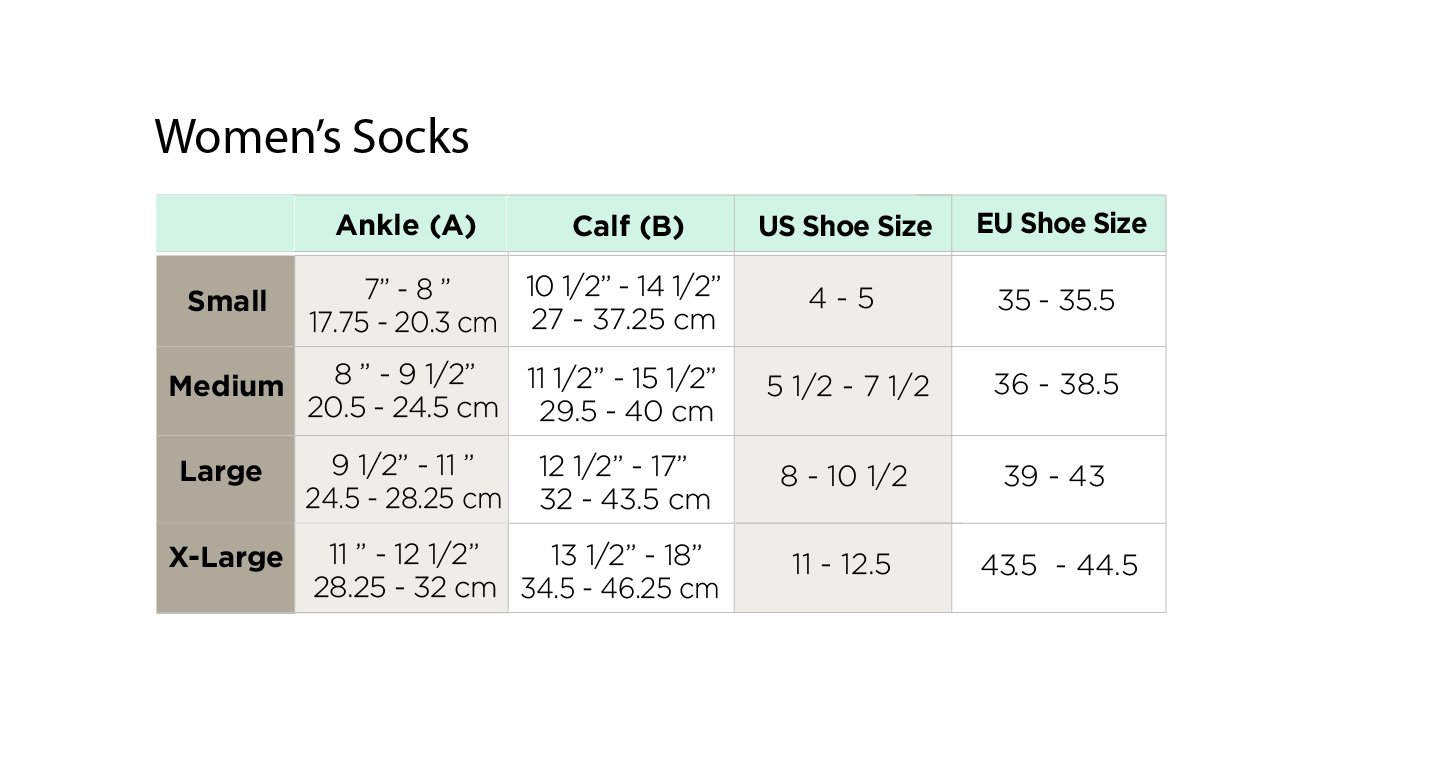 b8c0f6a79 Ames Walker - Ames Walker AW Style 169 Women s Cotton Travel 15-20mmHg  Moderate Compression Knee High Socks -Relieves tired aching swollen legs  symptoms of ...