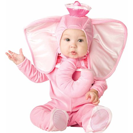 Pink Elephant Infant Halloween - 12 18 Month Halloween Costumes