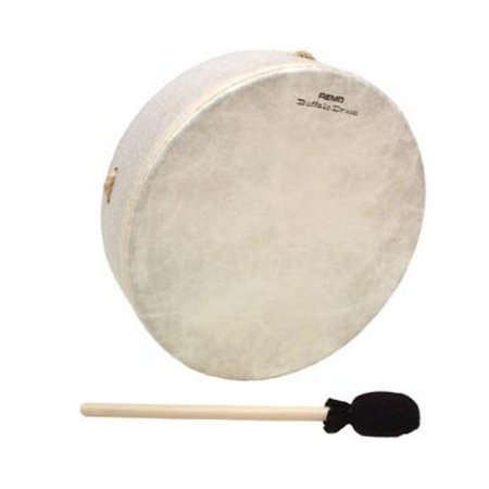 "Drum, Buffalo, 12"" Diameter, 3.5"" Depth, Standard"