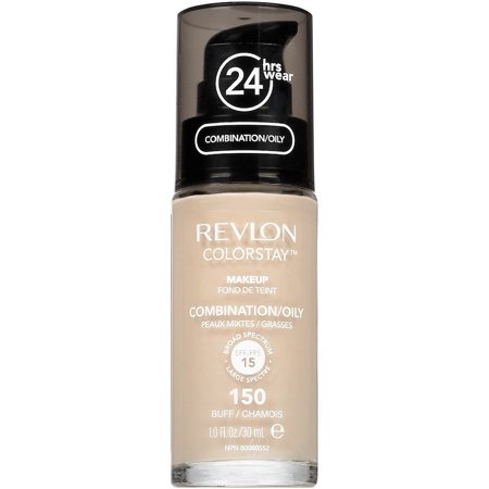 2 Pack - Revlon Colorstay Makeup For Combination/Oily Skin, Buff [150] 1