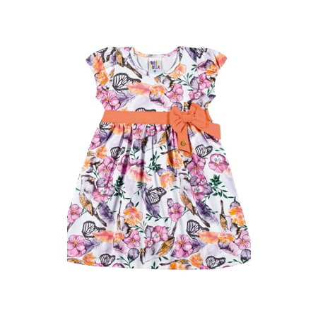 b2468aefe Toddler Girl Dress Infant Summer Sundress Pulla Bulla Sizes 1-3 ...