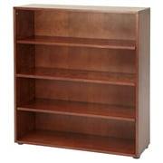 Kids 4 Shelf Wooden Bookcase