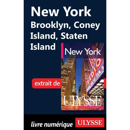 New York - Brooklyn, Coney Island, Staten Island -