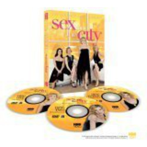 Sex & the City - Sex and the City: The Complete Fourth Season [3 Discs] [DVD]