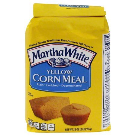 Martha white plain enriched yellow corn meal for Whiting fish at walmart