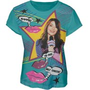 iCarly - Holy Cheese Girls Youth T-Shirt - Youth Large