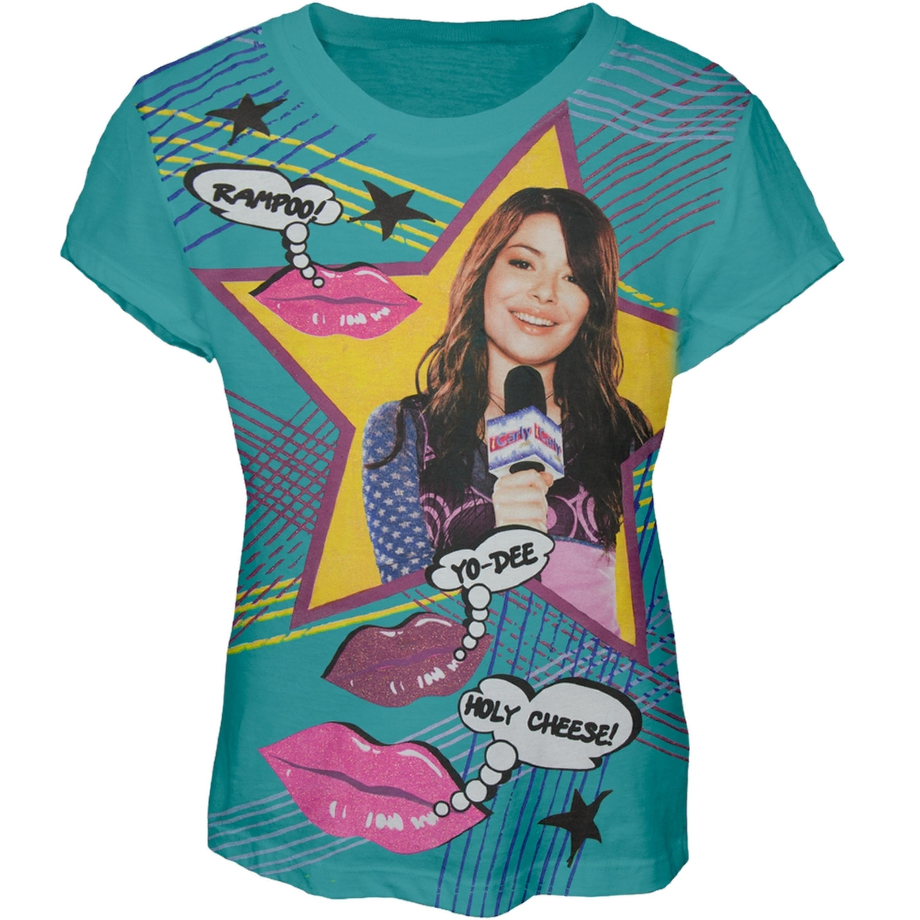 iCarly - Holy Cheese Girls Youth T-Shirt