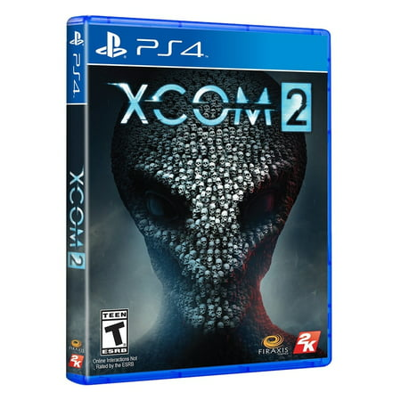XCOM 2, 2K, PlayStation 4, 710425477485