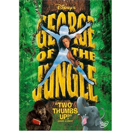 Kidsline Jungle (George of the Jungle)