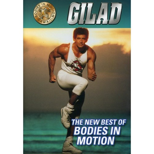 Gilad: The New Best of Bodies in Motion