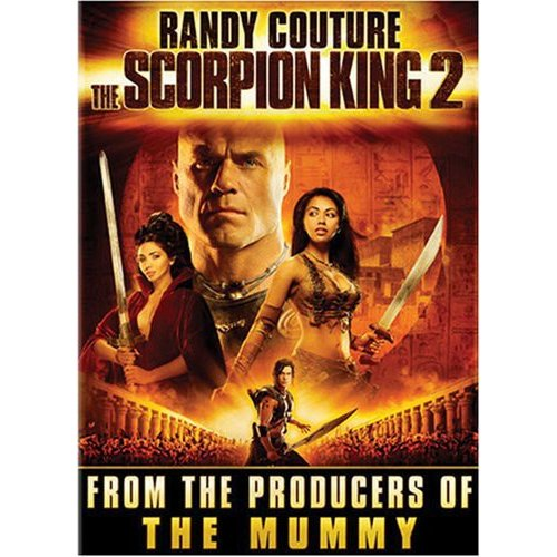 The Scorpion King 2: Rise Of A Warrior (Full Frame)