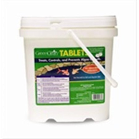 Greenclean tablets for ponds 8 lbs for Oxygen tablets for fish